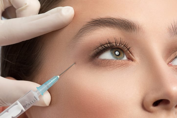 Botox Injection to Correct Eye Condition