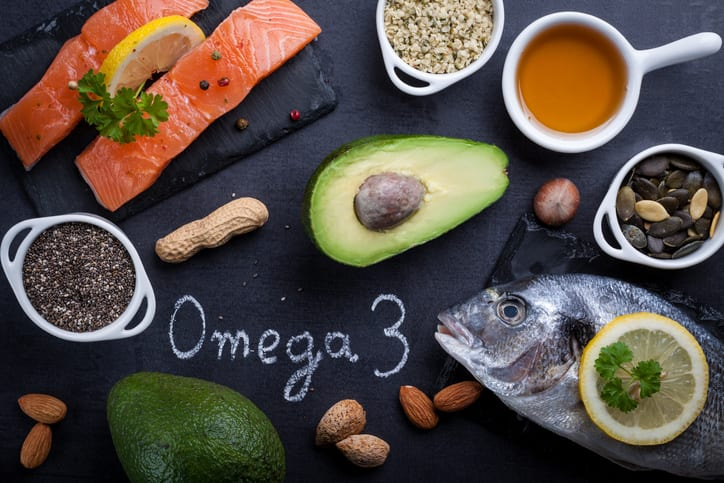Omega 3 Fatty Acids Eye Health